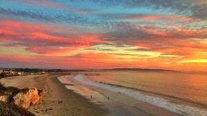 Pismo Beach sunset _ credit Erik Mund